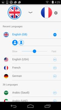 iTranslate Voice apk screenshot