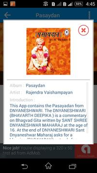Pasaydan Audio apk screenshot