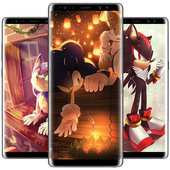 Sonic HD Wallpapers 2018 icon