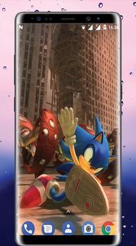 Sonic HD Wallpapers 2018 screenshot 4