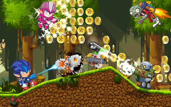 Sonik Jet Fire screenshot 5