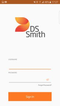 DSSmith Connect Live poster