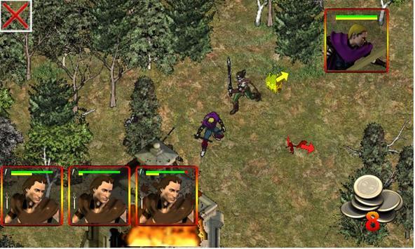 Flames of Vengeance screenshot 2