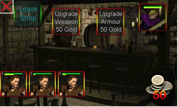 Flames of Vengeance screenshot 3