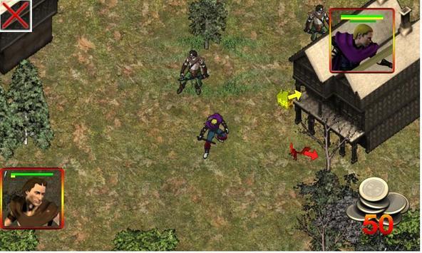 Flames of Vengeance screenshot 4