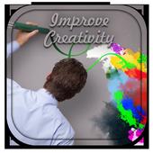 Improve Creativity Skills icon