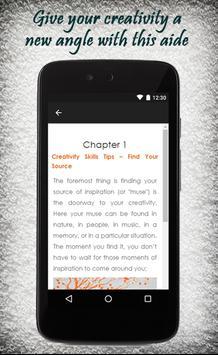 Improve Creativity Skills apk screenshot