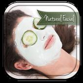 Natural Facial Tips icon