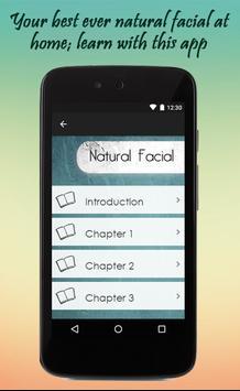 Natural Facial Tips apk screenshot