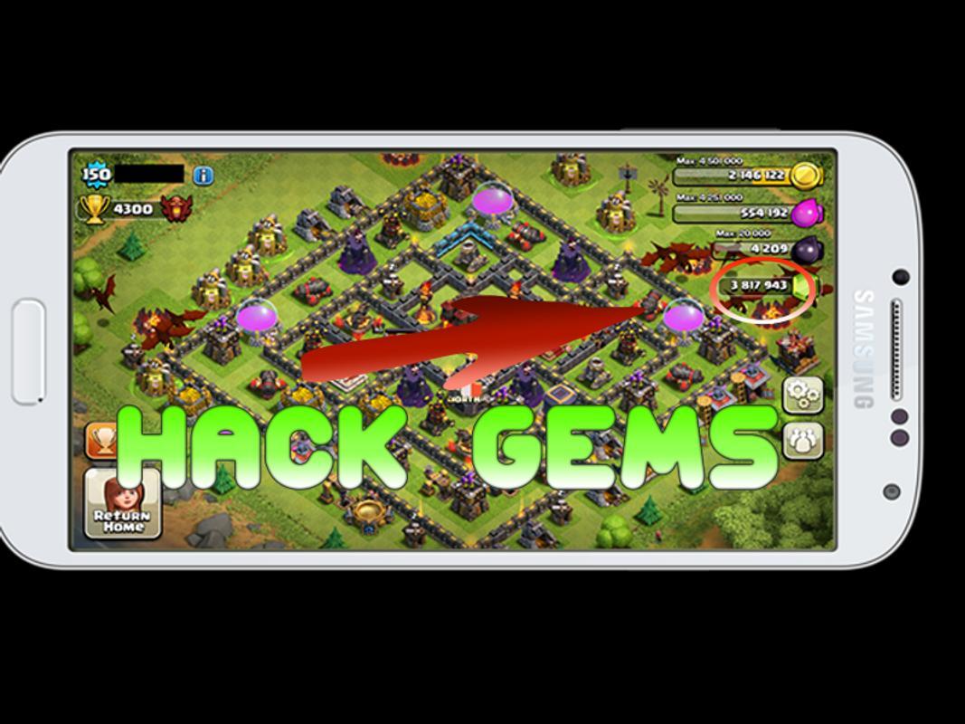 Coc gems hack apk download | Latest Clash of Clans Hack