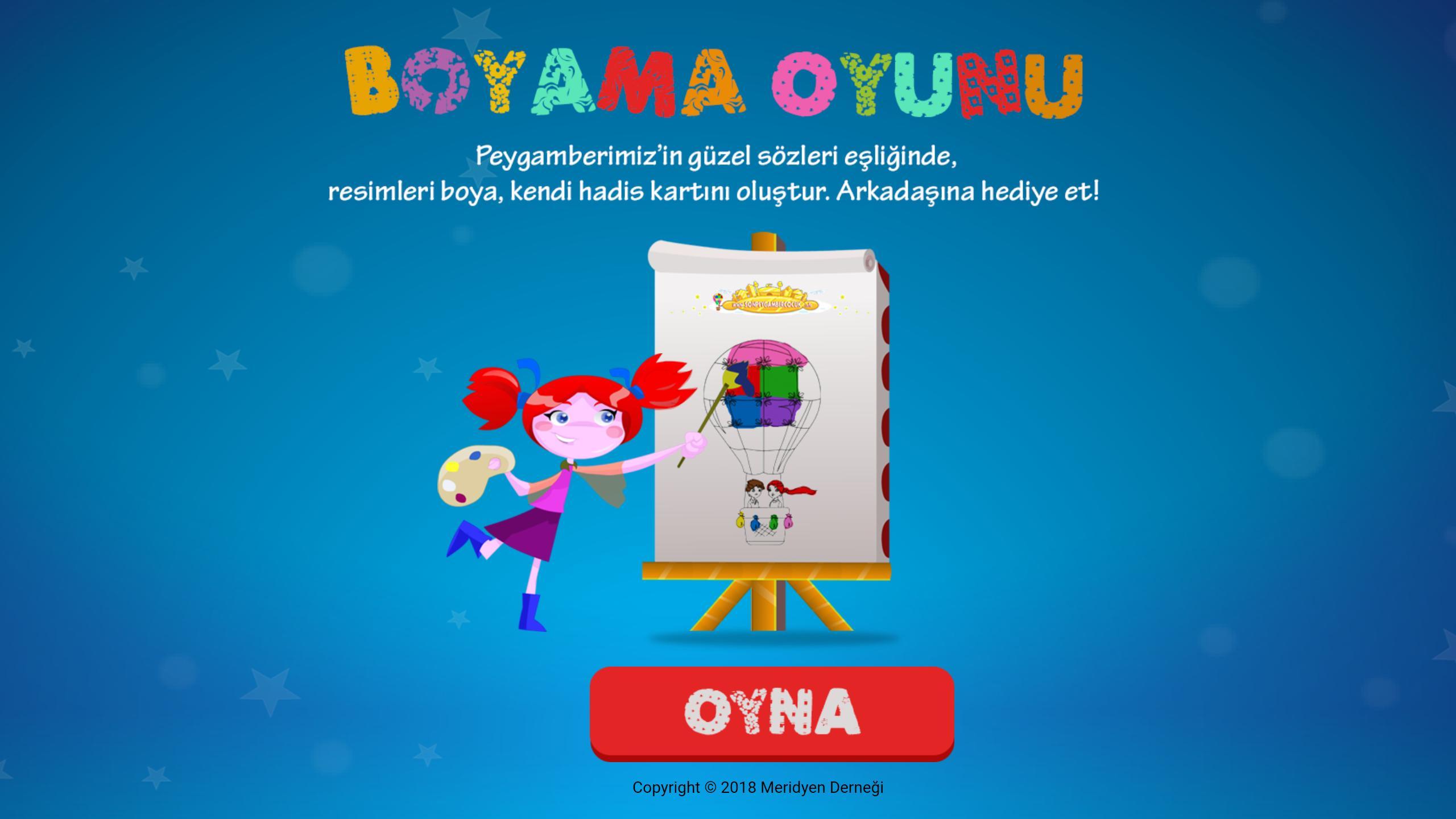 Hadisli Boyama Oyunu For Android Apk Download