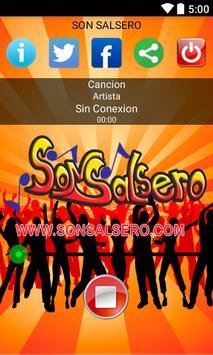 SON SALSERO poster