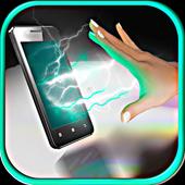 Electrified Screen Prank icon