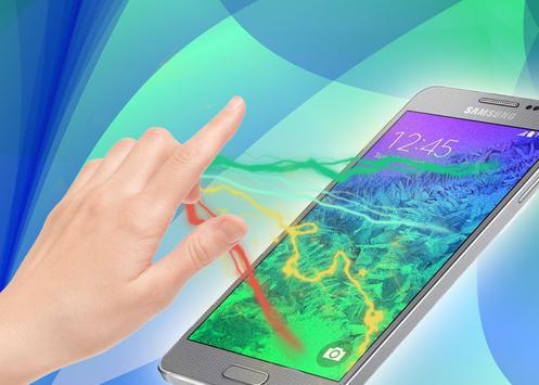 Electrified Screen Prank screenshot 1