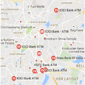 ATMs Near Me icon