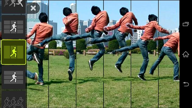 Motion Shot apk screenshot