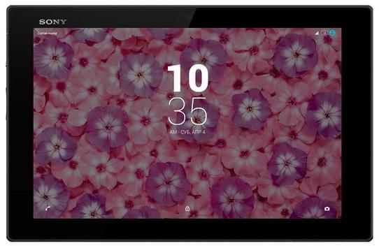 Flowers Xperia Theme screenshot 6