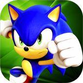 Sonic Jigsaw Puzzles icon