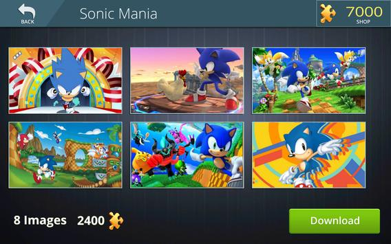 Sonic Jigsaw Puzzles screenshot 13