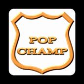 POP CHAMP QUIZ icon