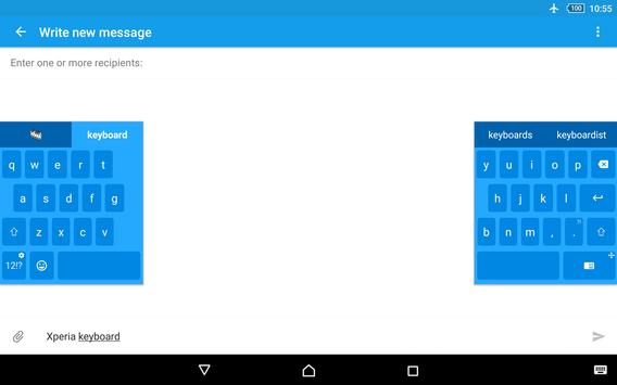 Xperia Keyboard screenshot 6