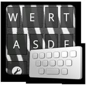 AnimalZebra keyboard skin icon