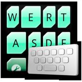 LeafGreen keyboard skin icon
