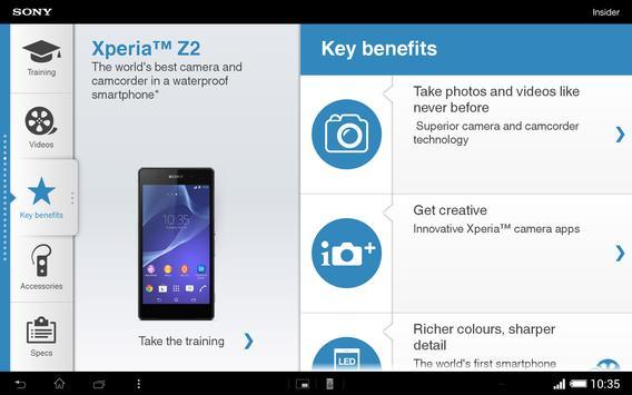 Sony Insider screenshot 10