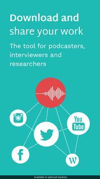 Audio Recorder capture d'écran 5