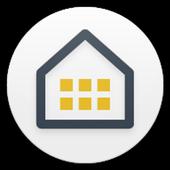 Tela inicial Xperia™ ícone