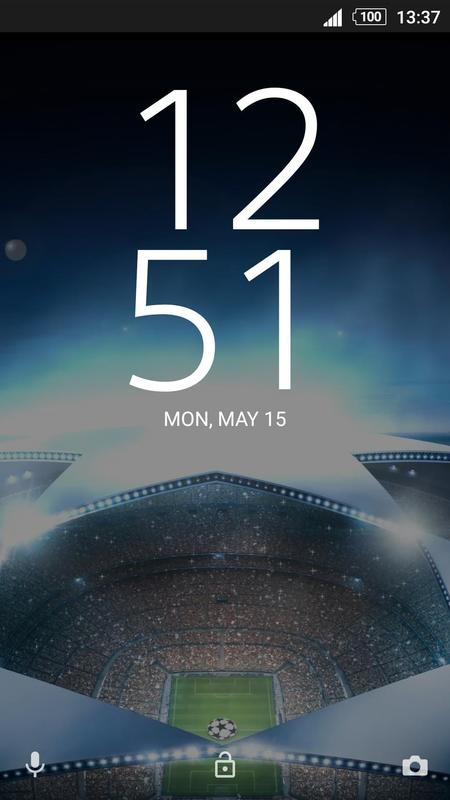 UCL Real Madrid C.F. Wallpaper poster ...
