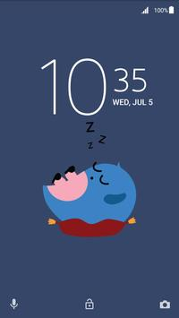 XPERIA™ Otto Theme apk screenshot