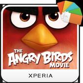 XPERIA™ The Angry Birds Movie Theme icon