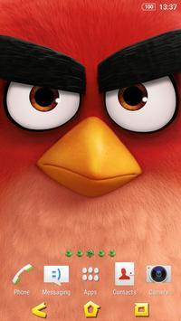 XPERIA™ The Angry Birds Movie Theme apk screenshot
