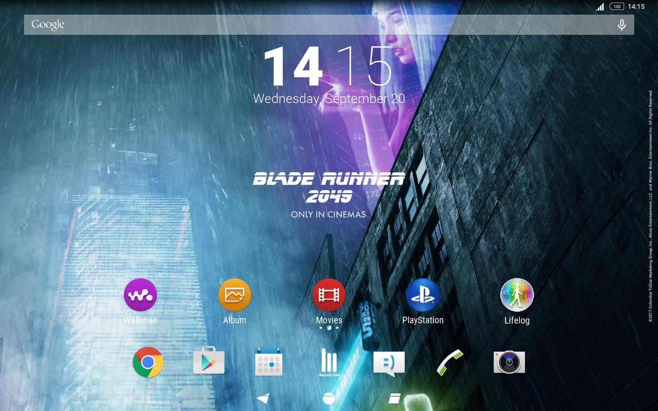 Android xperia blade runner 2049 apk xperia blade runner 2049 3 voltagebd Images