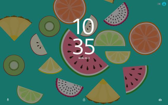 Xperia™ Fruit Salad Theme screenshot 7