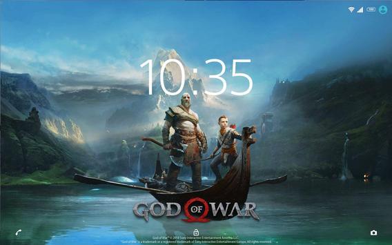 XPERIA™ God of War Theme screenshot 5