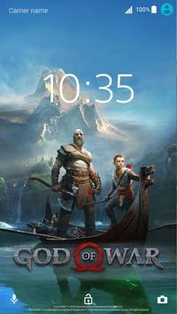 XPERIA™ God of War Theme screenshot 1