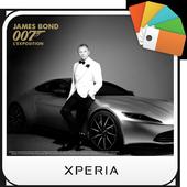 XPERIA™ James Bond Expo Paris icon