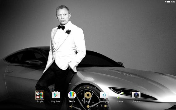 XPERIA™ James Bond Expo Paris apk screenshot
