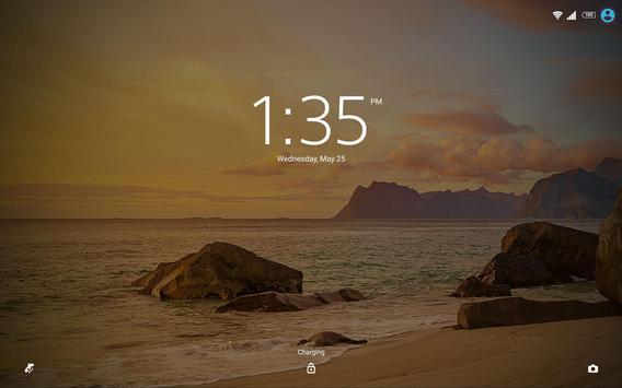 XPERIA™ Summer Theme apk screenshot