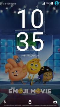 XPERIA™ The Emoji Movie Theme poster