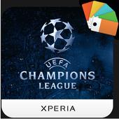 XPERIA™ UEFA Champions League Theme icon
