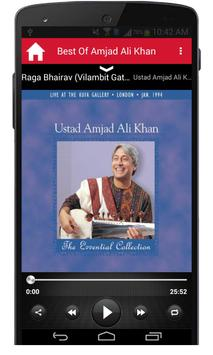 Best Of Amjad Ali Khan screenshot 4