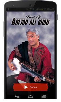Best Of Amjad Ali Khan poster