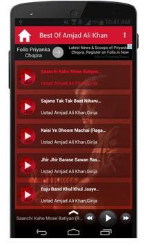 Best Of Amjad Ali Khan screenshot 1