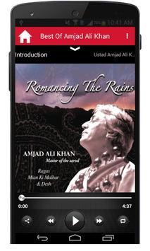 Best Of Amjad Ali Khan screenshot 2