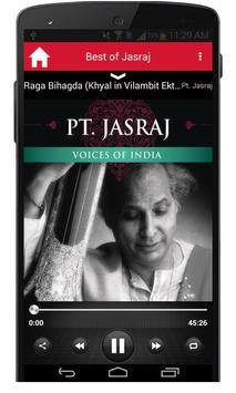 Best Of Pandit Jasraj Songs screenshot 3
