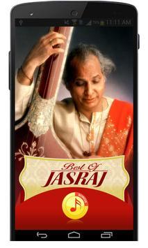 Best Of Pandit Jasraj Songs poster