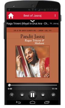 Best Of Pandit Jasraj Songs screenshot 7